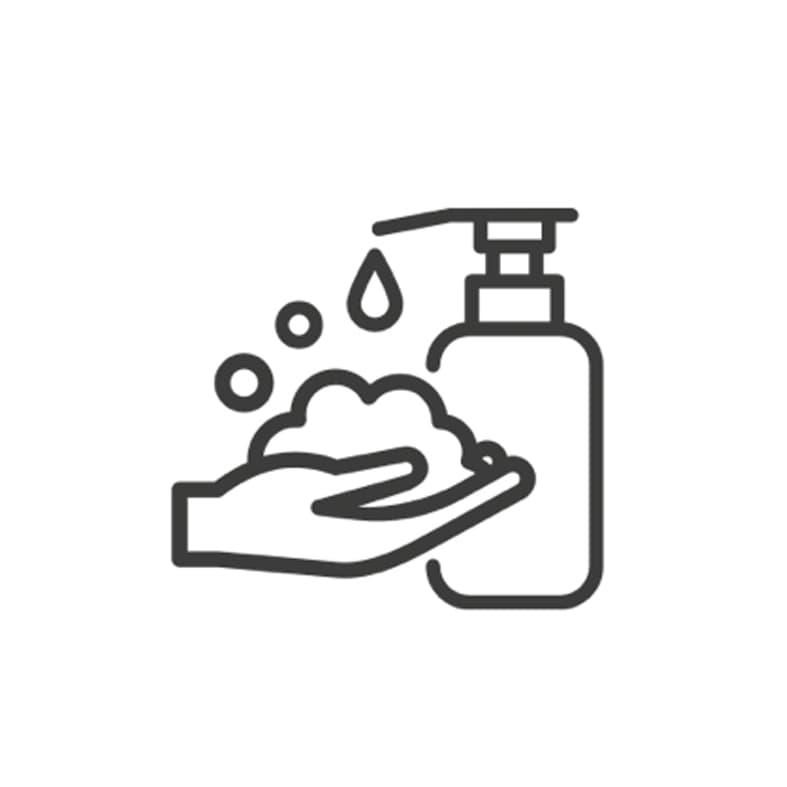Handinfektion